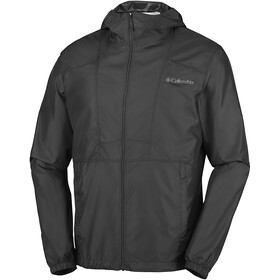 Columbia Flashback Windbreaker Jacket Men black/black
